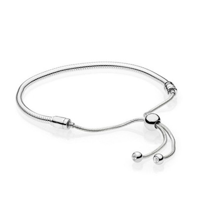Free Size Bracelet Sterling Silver