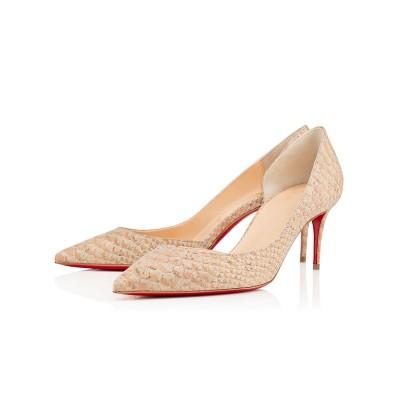 Women's PU Closed Toe Stiletto Heel High Heels