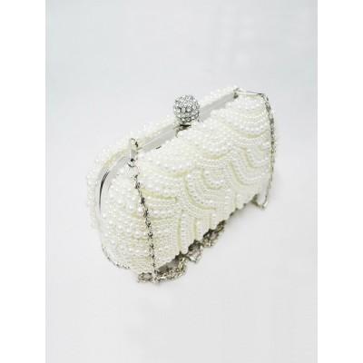 Pearls Evening Handbags